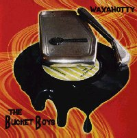 Picture of album cover: Waxahotty