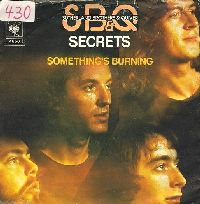 Picture of single cover: Secrets