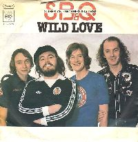 Picture of single cover: Wild Love