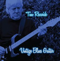 CD cover: Vintage Blues Guitar