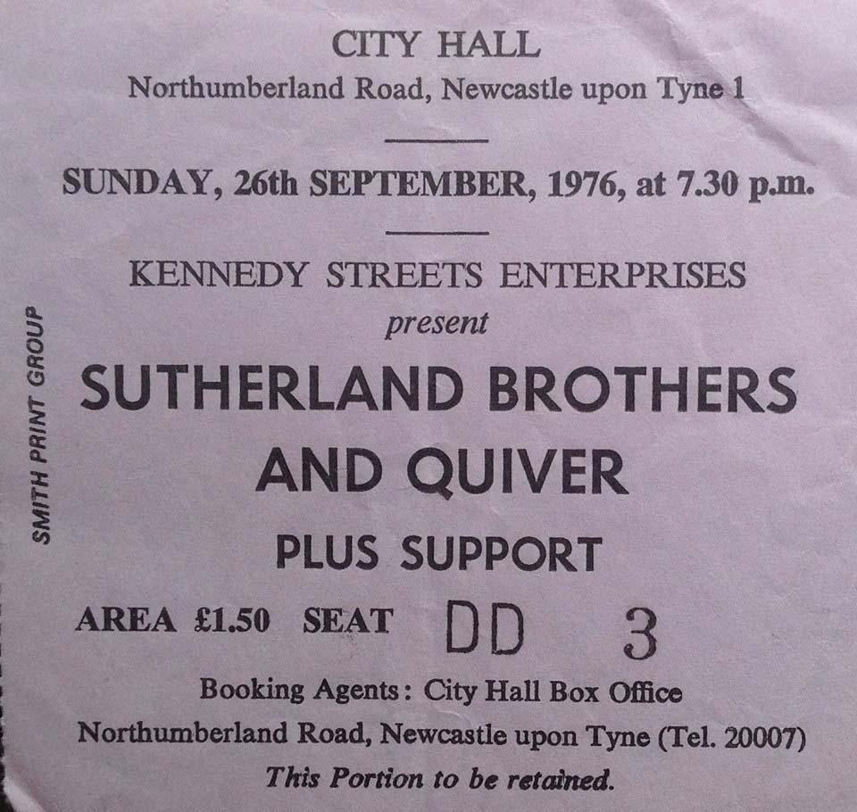 sutherland brothers arms of mary lyrics
